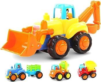 GoStock Eco-Friendly Truck Toys