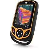 """Thermal Imaging Camera, Portable Infrared Camera with 3.2"""" Full Angle TFT Display,Infrared Image Resolution 220 x 160…"""