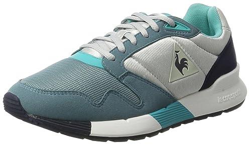 3b4b3b6a1a51 Le Coq Sportif Womens Galet Smoke Blue Omega X W Sneakers-UK 4 ...