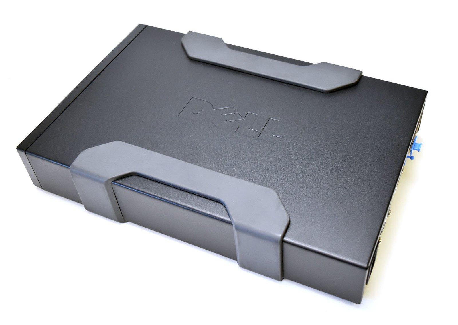New 41FKW Genuine OEM Dell PowerVault PV110T PV114 LTO3 46C2885 TBU Native 400GB Tape Back-up Unit External Half-High CSEH 001 External LTO3-080 SAS Tape Drive 5NR27 9N0P4 HKP50 KKM03