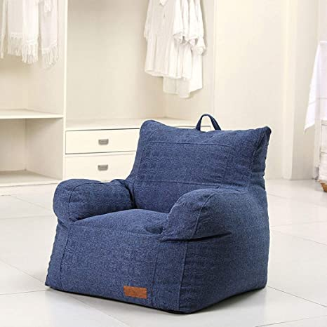 Amazon.com: NuoEn Bean Bag Chair - Gaming Bean Bag - Water ...