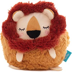 Manhattan Toy Squeezable Lion Stuffed Animal