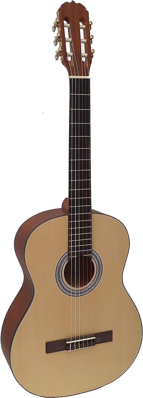 Guitarra clásica española Romanza MARTINA 4/4 calidad y precio - rockmusic