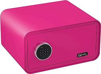 Olympia 7021 Caja Fuerte con código Gosafe 200, Color Rosa: Amazon ...