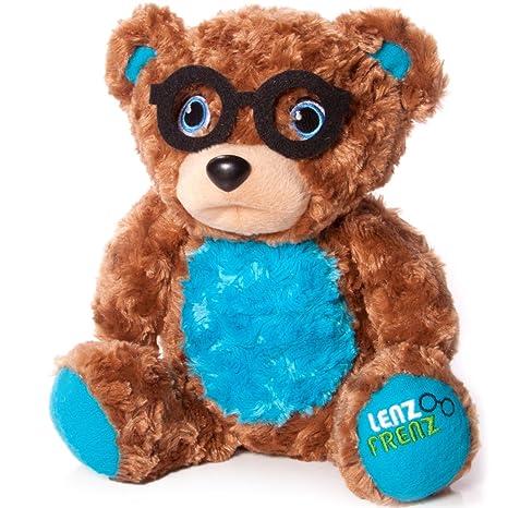 b2647266e3f Amazon.com  Big Blue Teddy Glasses Holder 15