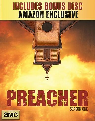 Preacher (2016) - Season 1 [Blu-ray] (Amazon Exclusive Version with Bonus Disc + Content)