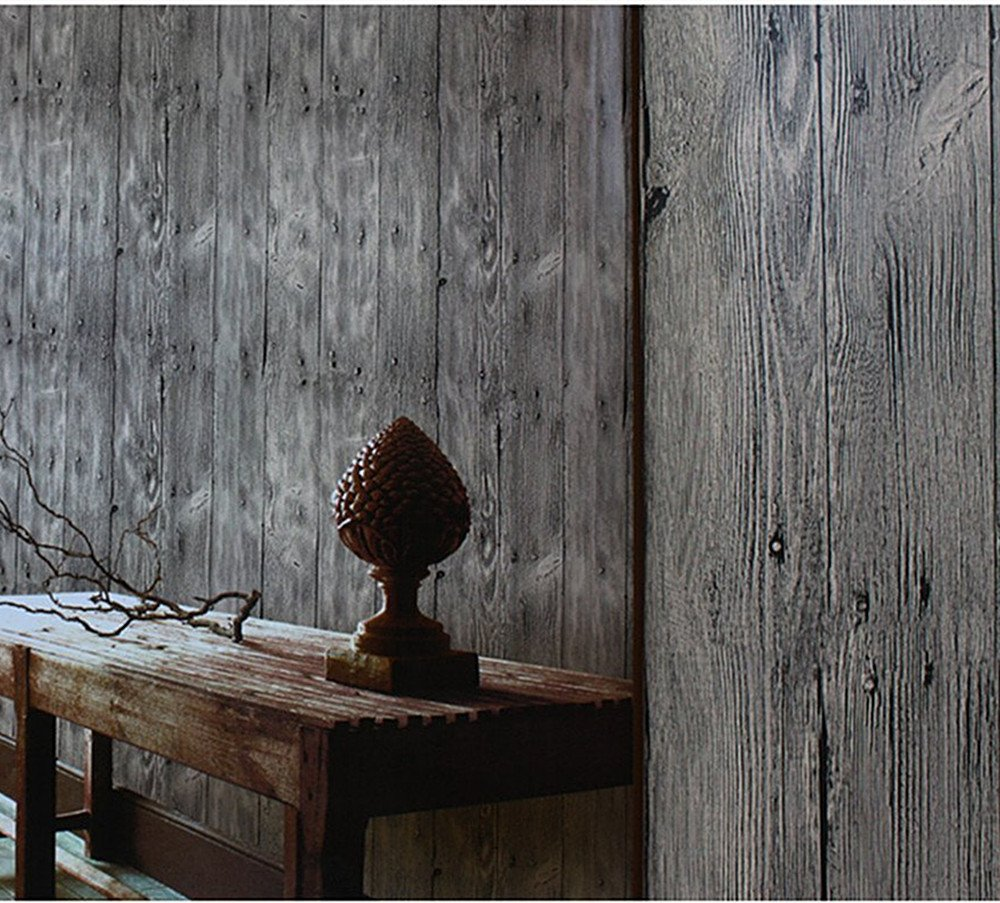 blooming wall faux vintage wood panel wood plank wallpaper rolls blooming wall faux vintage wood panel wood plank wallpaper rolls wall paper wall murals home decoration for livingroom bedroom 20 8 in32 8 ft 57 sq ft
