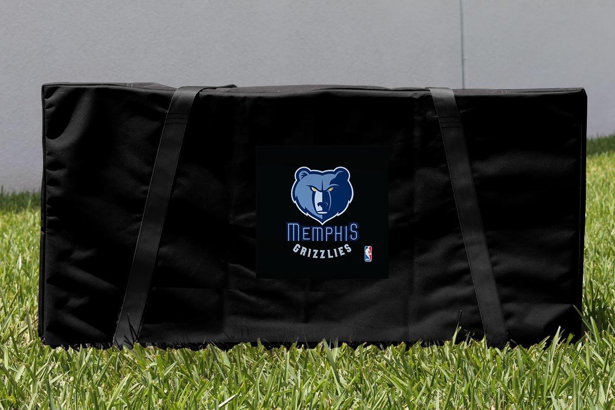 メンフィスGrizzlies Carryingケース Cornhole Carryingケース Cornhole B00LPS2WVQ B00LPS2WVQ, 真庭郡:0056da55 --- sharoshka.org