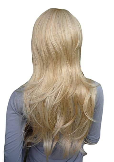PELUCA DE PELO MAMMA MIA PERRUQUE LIKE AGNETHA ABBA REAL TRIBUTE: Amazon.es: Hogar