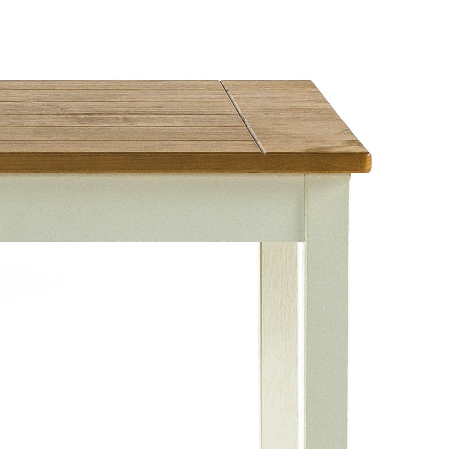 Zinus Farmhouse Square Wood Dining Table by Zinus (Image #5)
