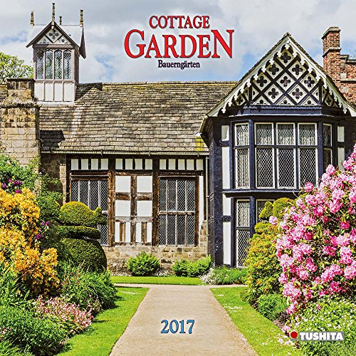 Cottage Garden 2017 Wall Calendar