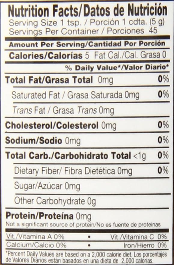 Badia Minced Garlic en aceite de oliva, 8 onzas (paquete de ...