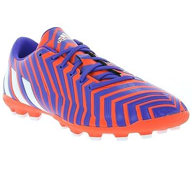 : adidas predator absolado istinto ag football stivali rossi