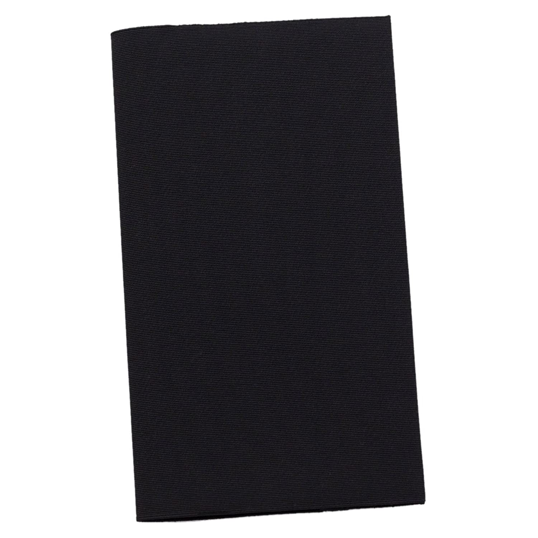 ふくさ 袱紗 弔事 葬式 日本製 西陣織 綴 絹 金封ふくさ 黒 B00I76O5Z0