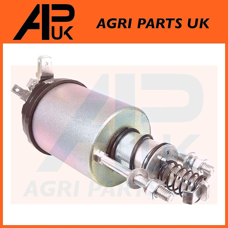 APUK Starter Motor Solenoid M127 Compatible with Massey Ferguson 675 690 698 699 1004 1007 Tractor