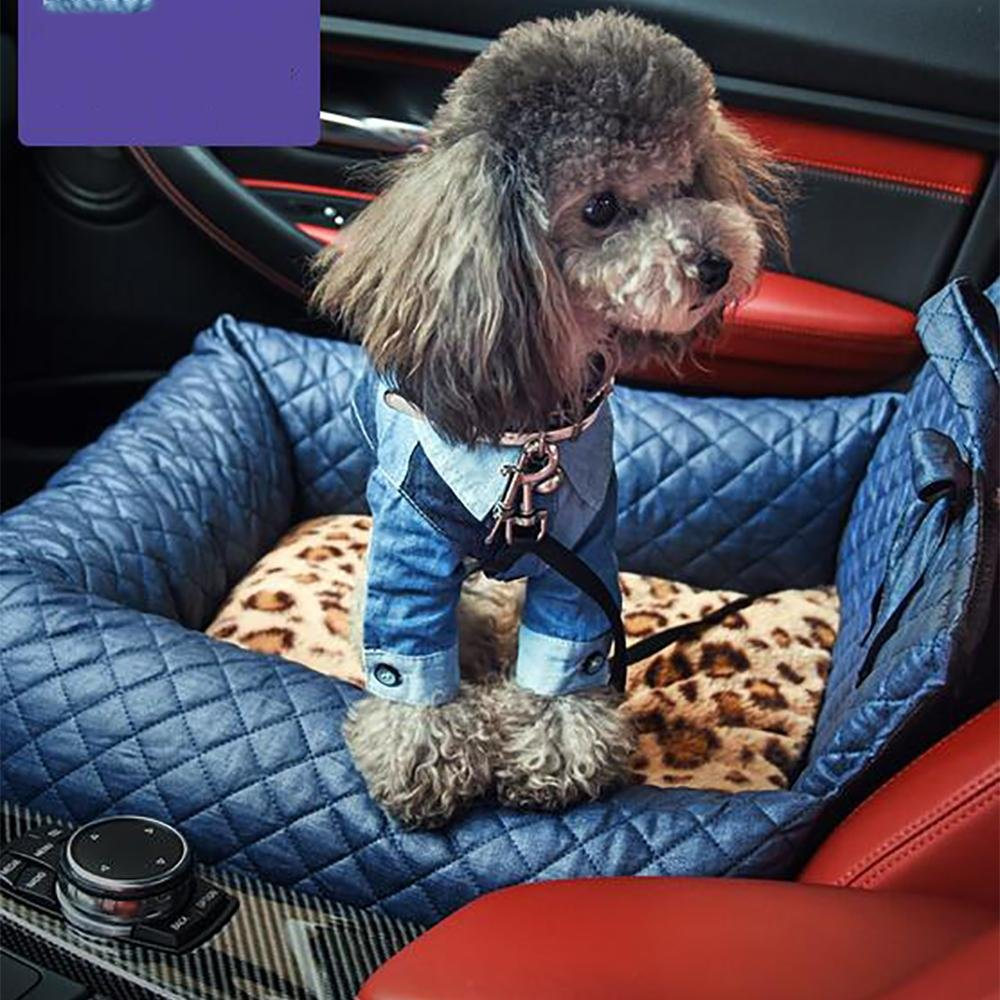 LPY-Me & My Pets Car Seat Cushion Bed