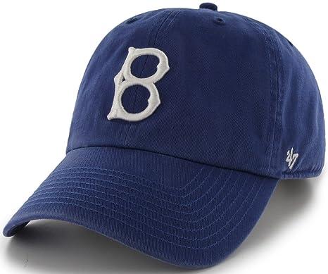 lowest price 7ee3a 1d5c3 ... usa amazon 47 brand los angeles la dodgers clean up dad hat cap khaki  sports outdoors