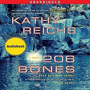 206 Bones Hörbuch