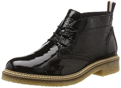 Jeans Boots Desert 1p Tommy H1385azel Chaussures Femme UwdqB8xC