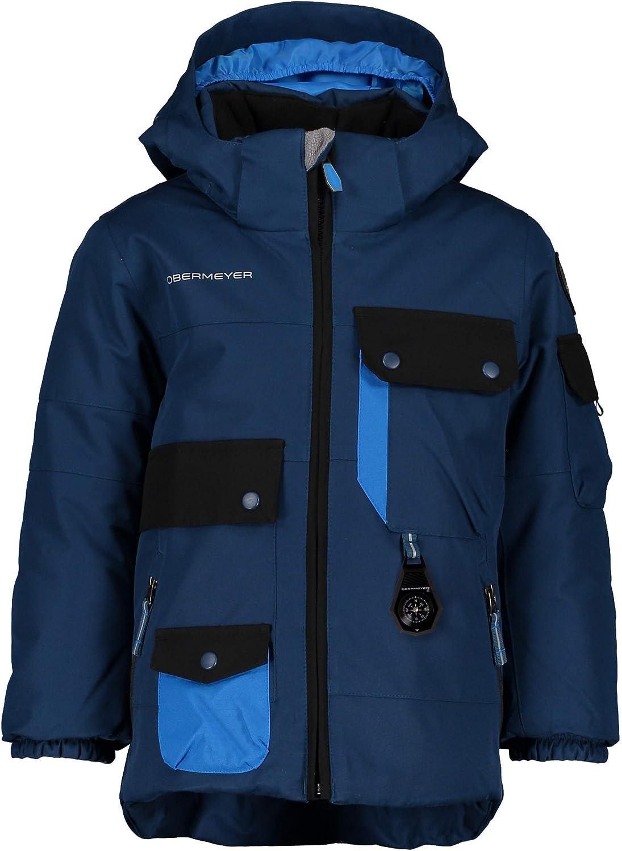Obermeyer OFFicial shop Boys' Nebula Jacket Big Toddler Little Max 71% OFF Kids