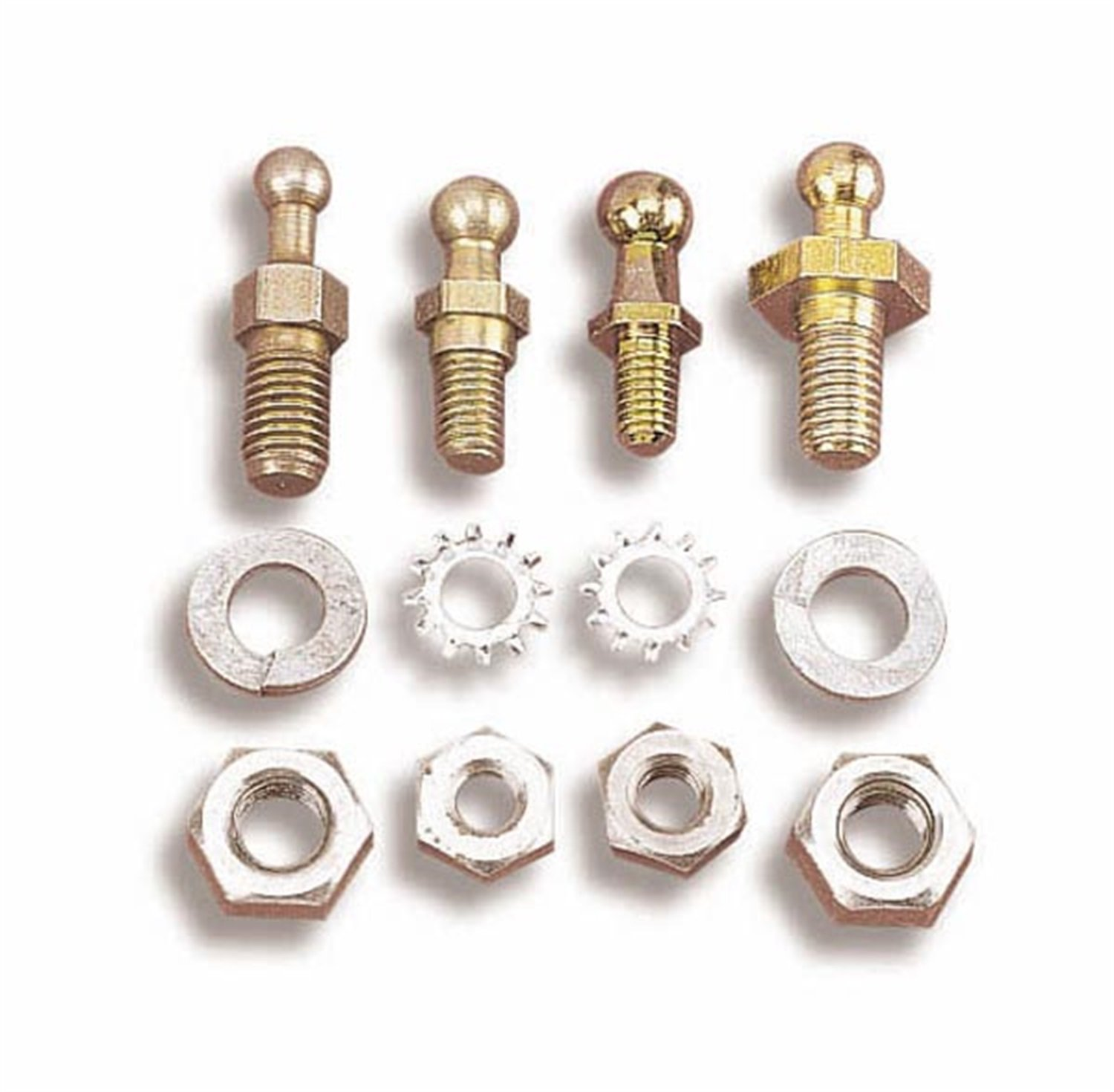 Holley 20-2 Throttle Ball Assortment