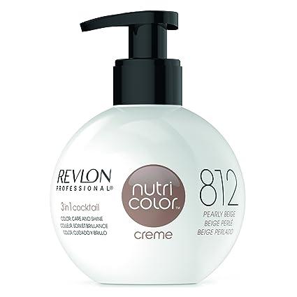 Revlon Professional NUTRI Color Crema para retoques, 100 ml
