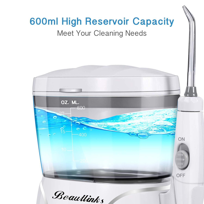 Amazon.com: Dental Water Flosser Professional Oral Irrigator High ...
