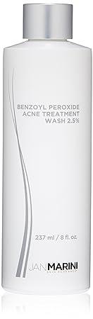 Jan Marini Skin Research Benzoyl Peroxide Acne Treatment Wash 2.5 , 8 fl. oz.