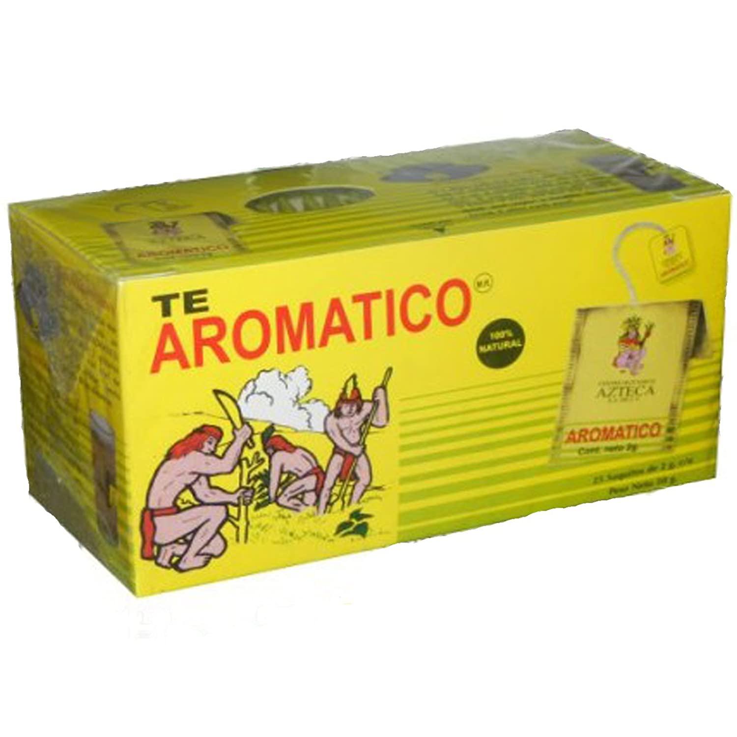 Amazon.com: Te Aromatico / Aromatic Tea Useful for Diarrhea ...
