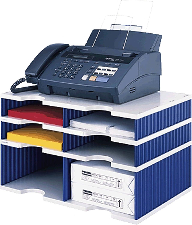 Styrodoc Mix2 26820222138 - Stazione di smistamento in plastica, colore: Grigio/Blu 22903127 156758