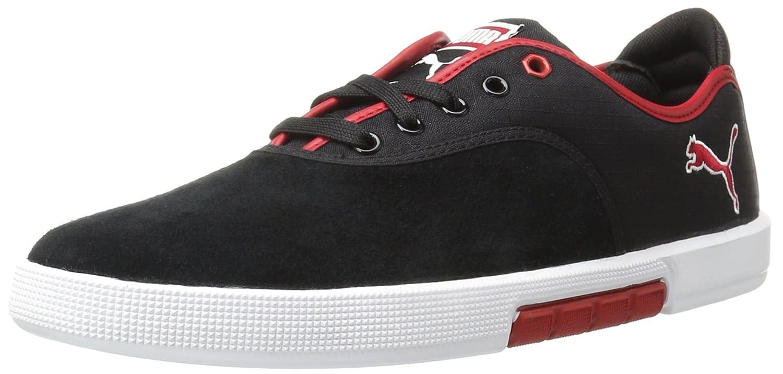 Funist lo mu Fashion Sneaker, Black