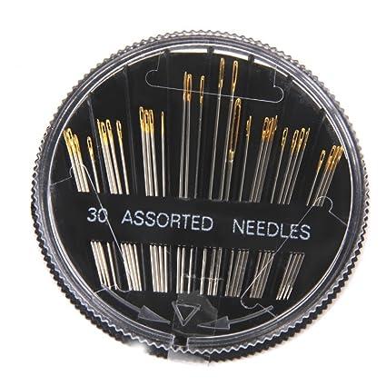Amazon MagicW Large Eye Sewing Needles Hand Sewing Machine Impressive Large Eye Sewing Machine Needles