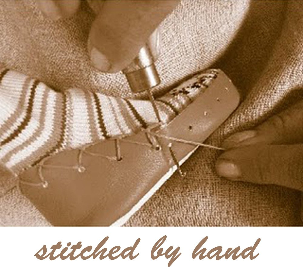 Konfetti Cable Knit Swedish Moccasin Slipper Socks by Konfetti (Image #5)