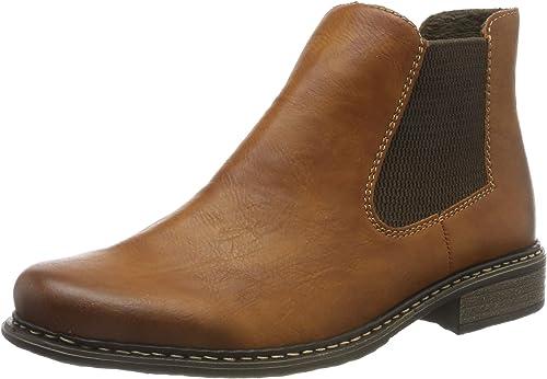 Rieker Damen Z4994 24 Chelsea Boots: : Schuhe 3sjbJ