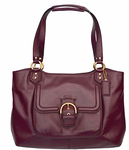 930eec3b90 COACH Campbell Leather Belle Carry All: Handbags: Amazon.com