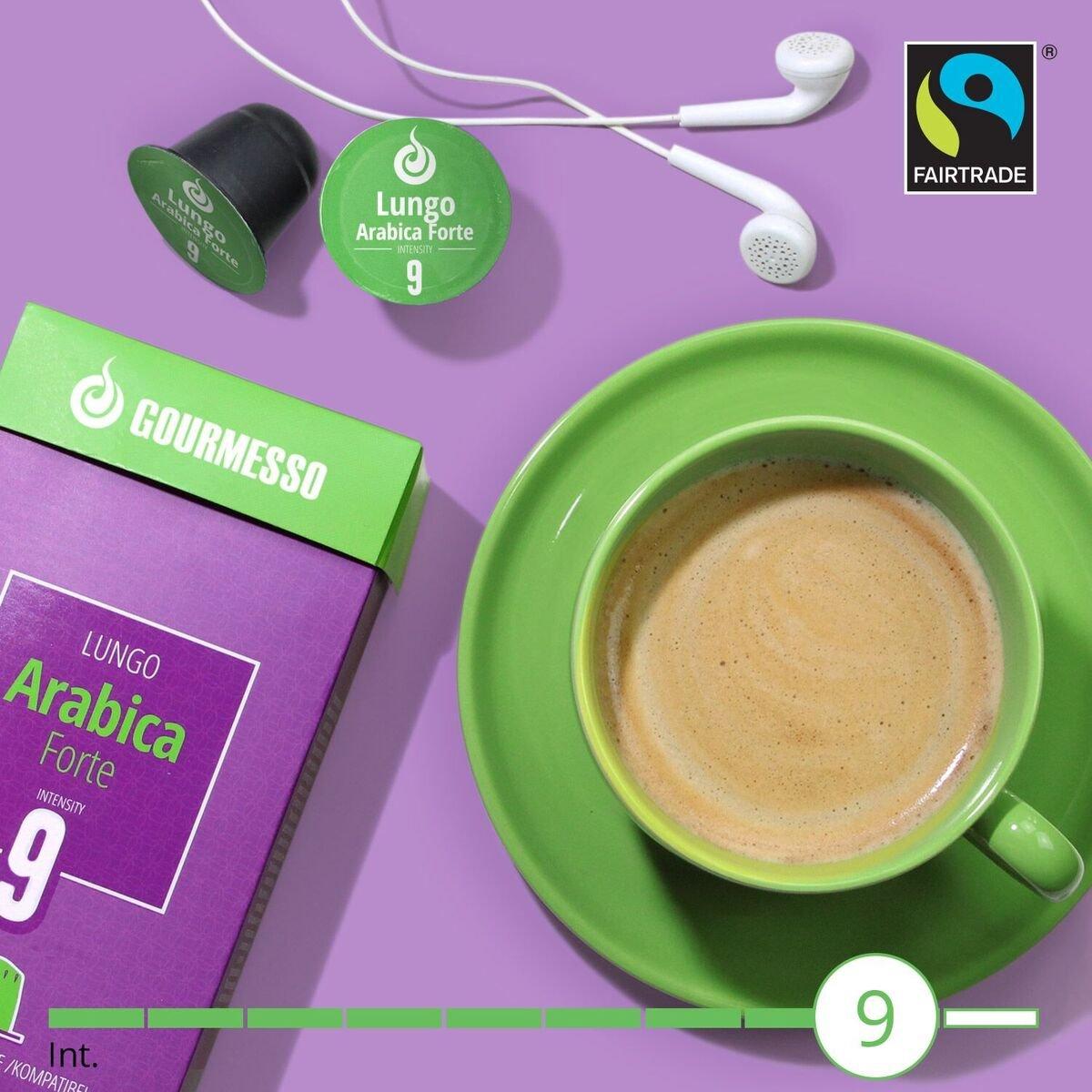Gourmesso Lungo Arabica Forte (30 Capsulas): Amazon.es: Alimentación y bebidas
