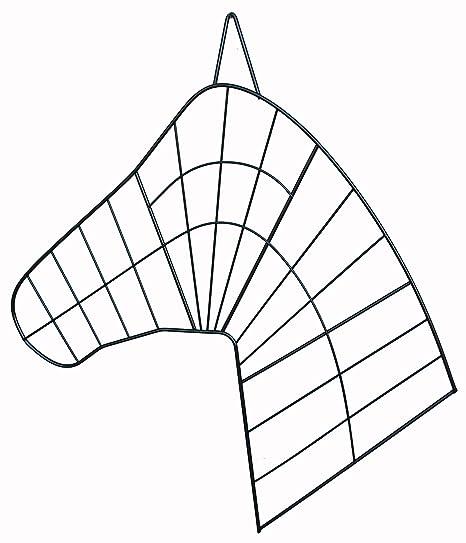Amazon Com Horse Head Wreath Wire Form