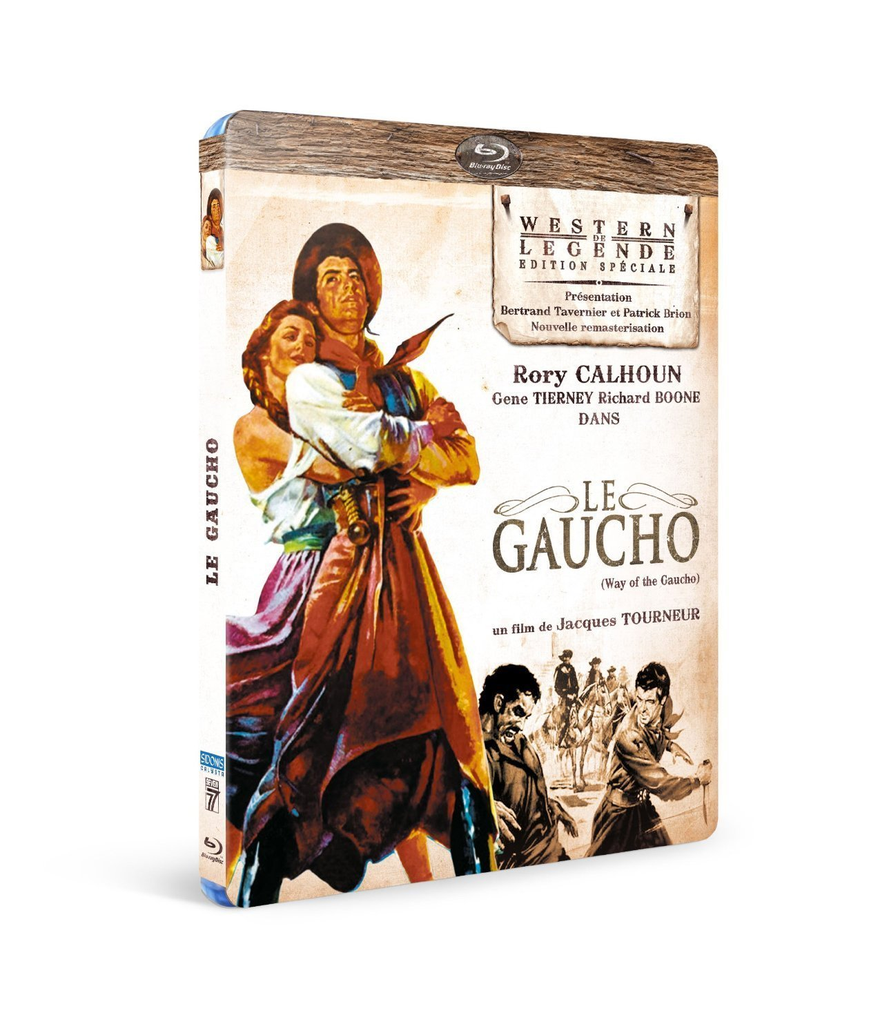 Amazon com: WAY OF THE GAUCHO (1952)-OFFICIAL 20TH CENTURY
