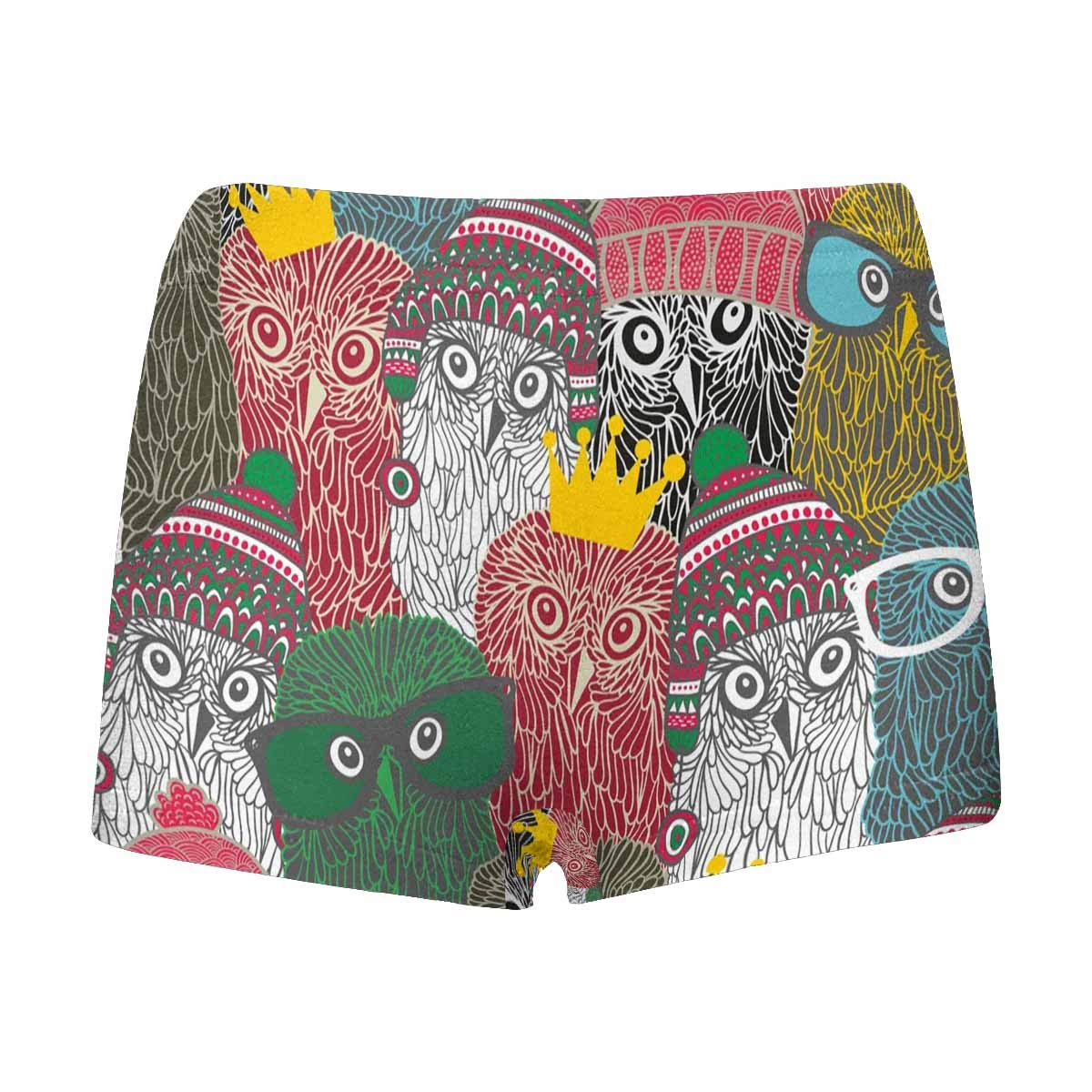 INTERESTPRINT Boys Boxer Brief Underwear 5T-2XL
