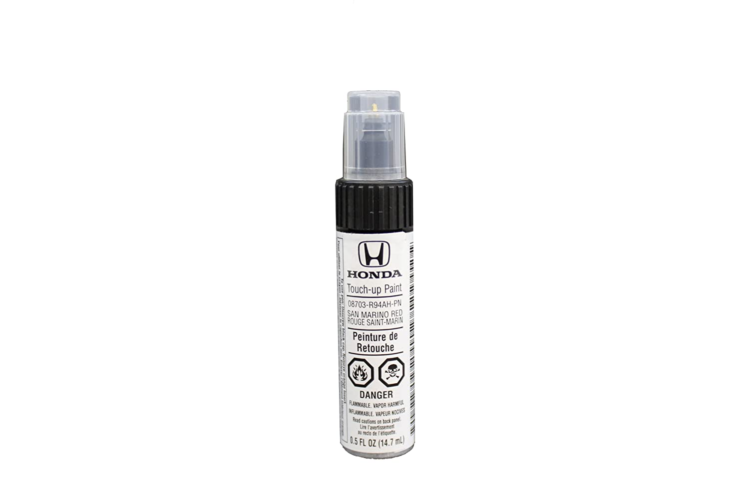 Amazon.com: Genuine Honda (08703-YR574MAH-PN) Touch-Up Paint, Bold ...