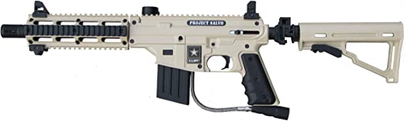 US Army Project Salvo .68-Caliber Paintball Marker
