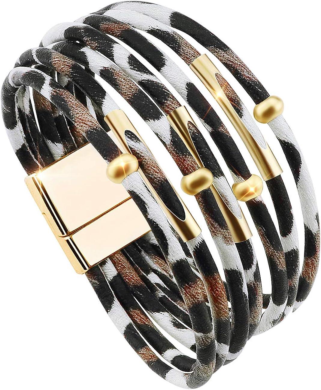 Wowanoo Leopard Bracelet...