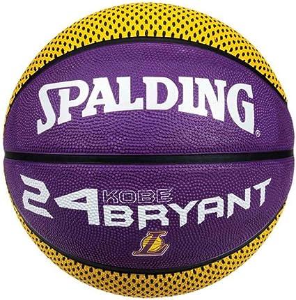 BALÓN DE BALONCESTO NBA KOBE BRYANT Multicolor UNICO Talla:U ...