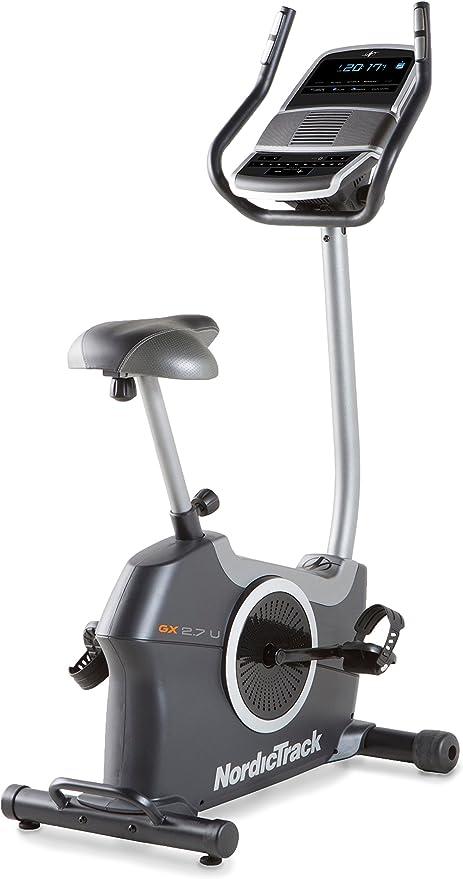 NORDICTRACK GX 2,7 U bicicleta estática: Amazon.es: Deportes y ...