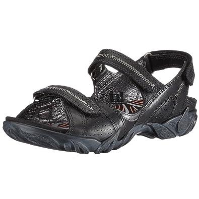 6e1370611952 ECCO Lotus Sandal 71923 Girls  Sandals - Black