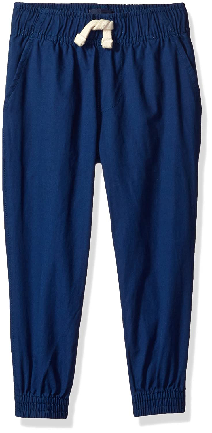 The Childrens Place Boys Woven Jogger Pants
