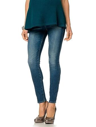 Ag Jeans Secret Fit Belly The Legging Ankle Medium Wash Maternity ...