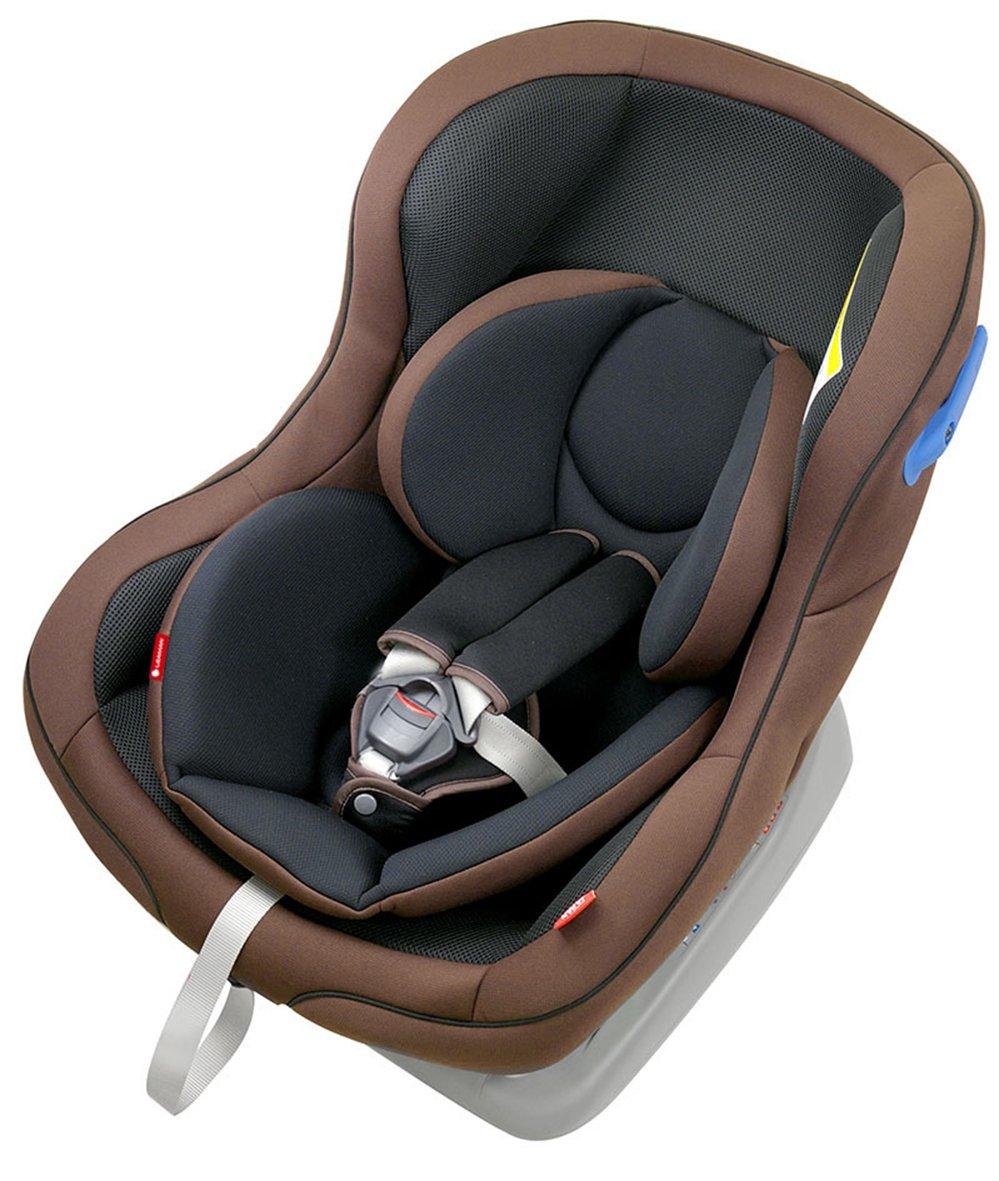 リーマン 新生児対応チャイルドシート パミオウーノlight ブラウン リーマン77719 B01LA3WSV4 ブラウン ブラウン