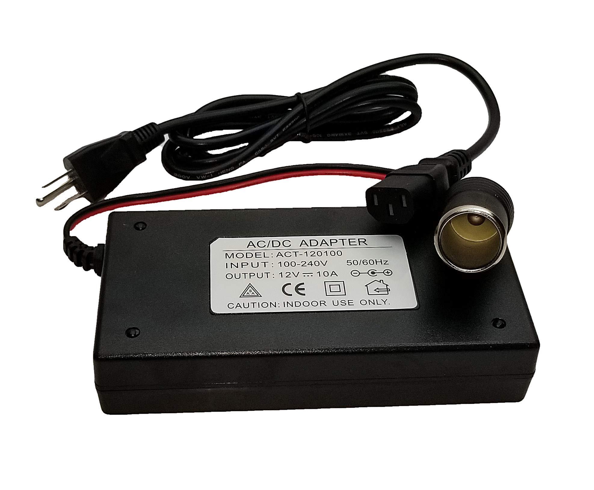 Green Mountain Grills Davy Crockett 12V Power Converter Adapter P-1001 by Green Mountain Grills