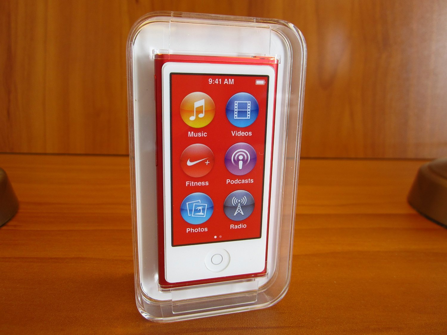 Apple iPod nano 16GB Reproductor de MP4 16GB Rojo - Reproductor MP3 ...